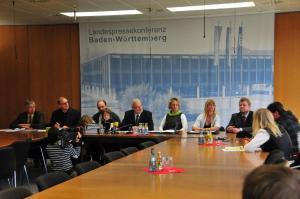 Pressekonferenz SPD